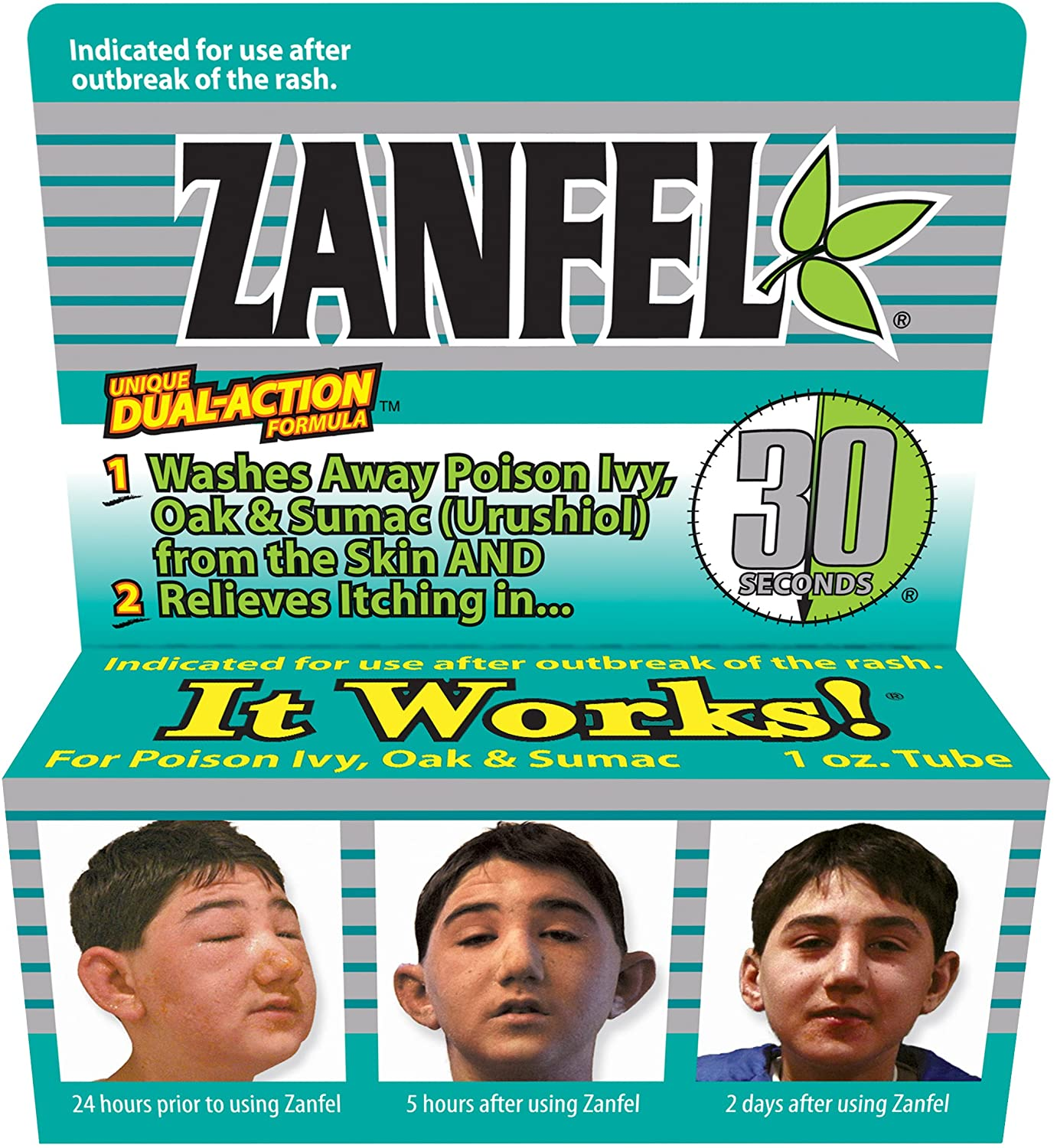 Image of Zanfel Packaging