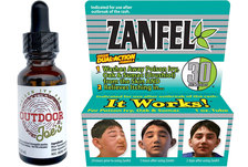 Image of Outdoor Joe's Poison Ivy Bundle, Outdoor Joe's Rhus Toxicodendron Oral Solution and Zanfel - Poison Ivy, Oak & Sumac Wash, 1 Oz